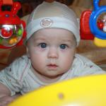 Закономерности развития речи у малышей