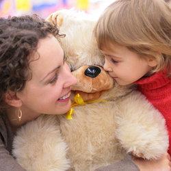 Учим говорить ребёнка с нарушением речи.